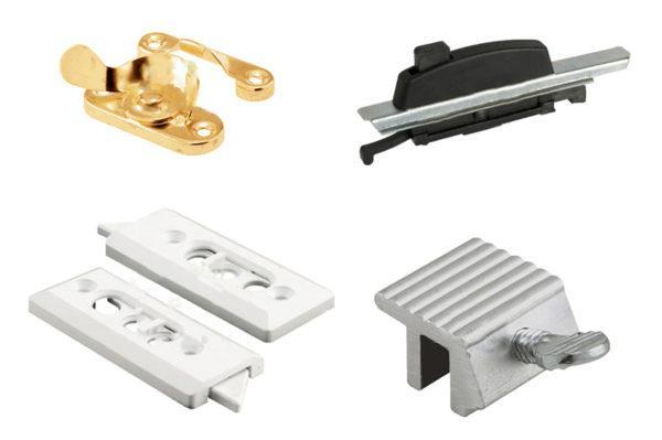 LOCKS, LATCHES AND SECURITY ACCESSORIES